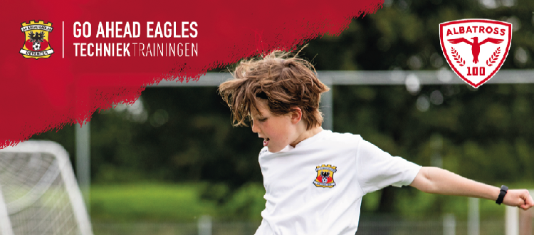 Go Ahead Eagles Masterclass UVV Albatros Ugchelen